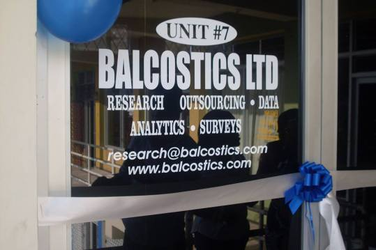 Balcostics Office