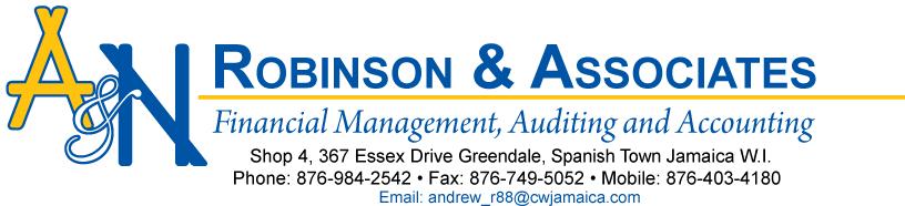 Robinson & Associates