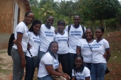 Our Team is in St.Catherine