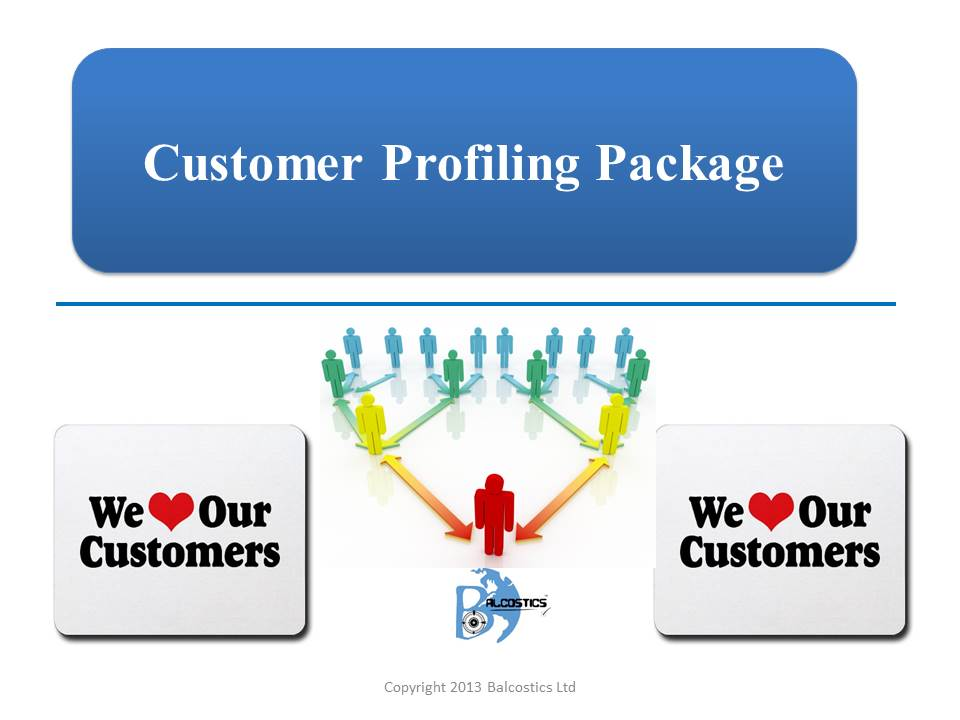 Customer Profiling Package