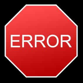 statistical errors