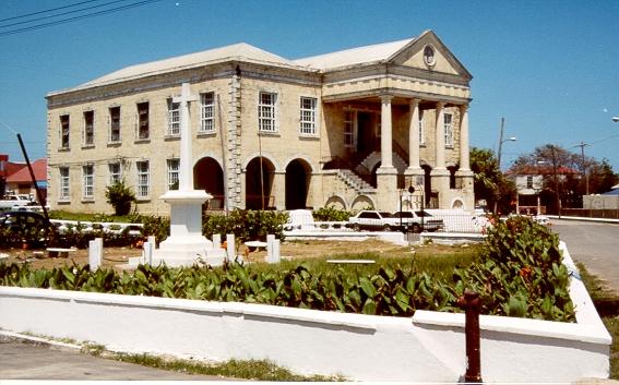 Jamaica Court system