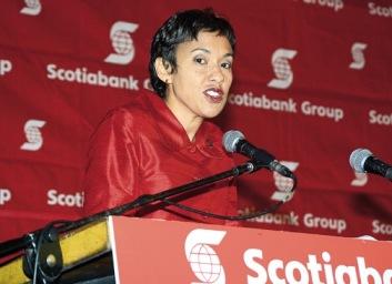 Scotia Group Shares