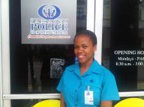 Team member at the Jamaica Police CCU Ltd.