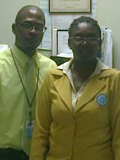 Team member at St. Elizabeth CCU Ltd